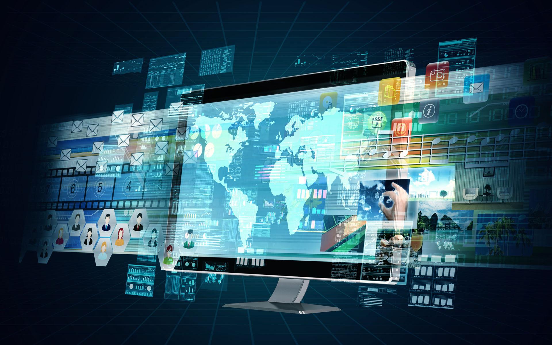 Progettazione, integrazione e manutenzione impianti televisivi e multimediali